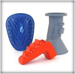 Polyurethane Castings from RTV Tooling